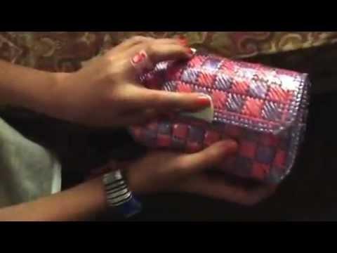 Bolsas de maya y rafia