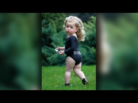 Baby Beyonce: 19-month-old Beauty Queen Wowing Crowds With 'Single Ladies' Routine