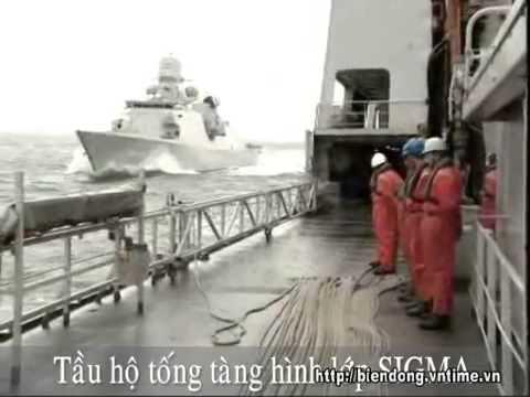 VN mua tàu tàng hình lớp SIGMA (www biendong.net vn) của Hà Lan
