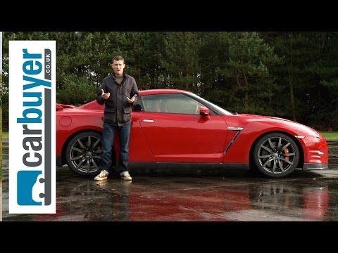Nissan GT-R coupe 2013 review - CarBuyer