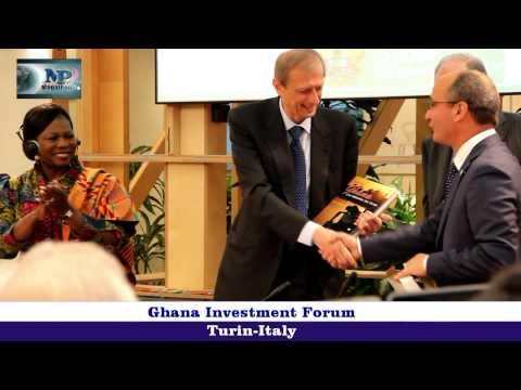 Ghana Business Forum 2014