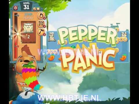 Pepper Panic Saga level 31