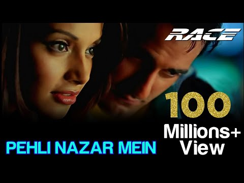 Pehli Nazar Mein - Race - Atif Aslam - Film Video - Full Song