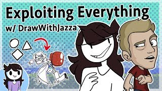 Exploiting Everything w/ DrawWithJazza
