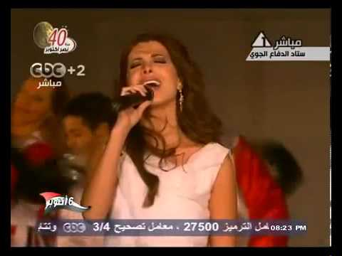 EGYPT celebrates October 6 Victory (October 6, 2013) Part III