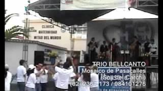 """Musica Ecuatoriana, """"Soy Del Carchi"""" Con El Trio Bellcanto"""