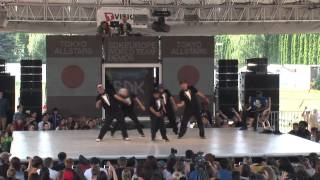 SDK EUROPE 2013 WORLD TEAM BATTLE-TOKYO ALLSTARS (JAPAN)