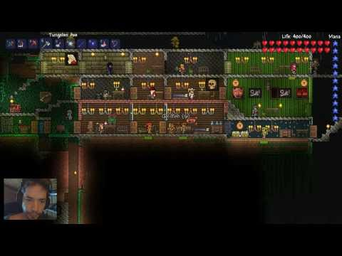 Terraria 1.2 Gameplay - Episódio 11