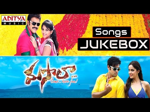 Masala Telugu Movie Full Songs  || Jukebox || Venkatesh,Ram,Anjali,Shazahn Padamsee