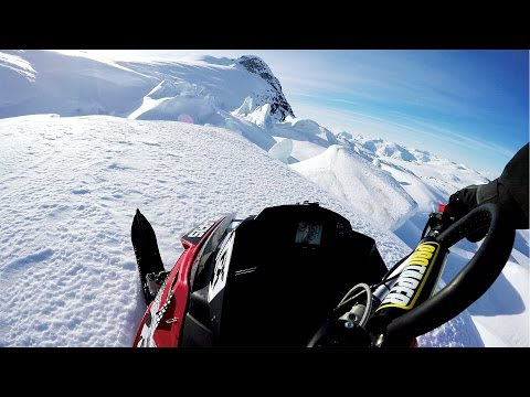 GoPro: Snowmobile Expedition through BC Backcountry in 4K