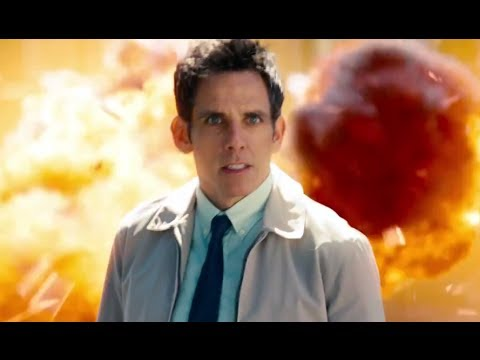 The Secret Life of Walter Mitty Official Trailer #3 (HD) Ben Stiller