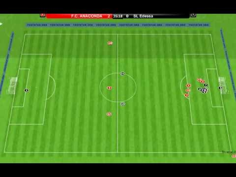 [S18]3°Day: F.C.Anaconda -vs- SL Edessa