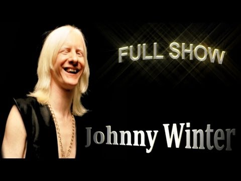 *JOHNNY WINTER* FULL SHOW - HD -Dolby Digital 5.1 - 1970 ¨Live in Copenhagen¨