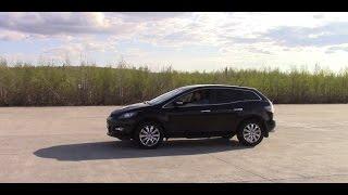 Mazda CX-7.  Замеры после чип-тюнинга. Случаи из жизни.. Миша Яковлев