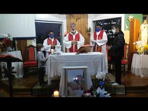 Santa Missa | 23.04.2021 | Sexta-feira | Padre Robson Antônio | ANSPAZ
