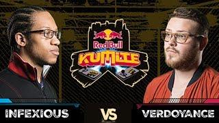 Red Bull Kumite 2017: Infexious vs Verdoyance | Losers Round 1