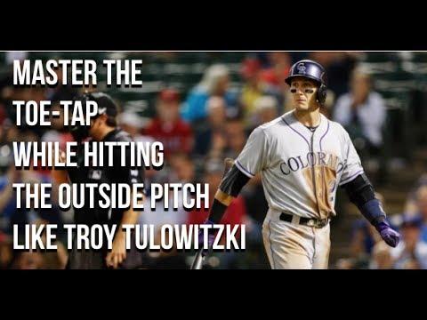 Troy Tulowitski bat speed sinwg analysis