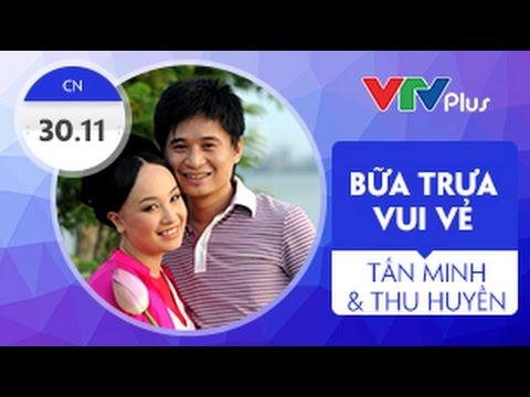 Bữa trưa vui vẻ cùng ca sĩ Tấn Minh và Thu Huyền - 30/11/2014