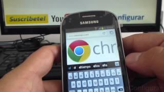Como Eliminar Historial Navegador Android Samsung Galaxy