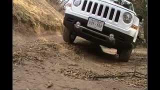 JEEP Patriot OFF-Road videos