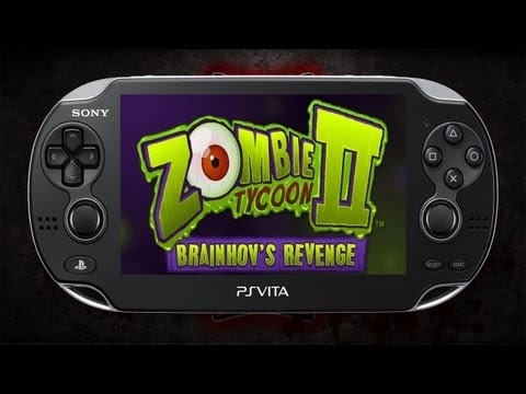 PSVITA: Zombie Tyconn 2 En Espaol