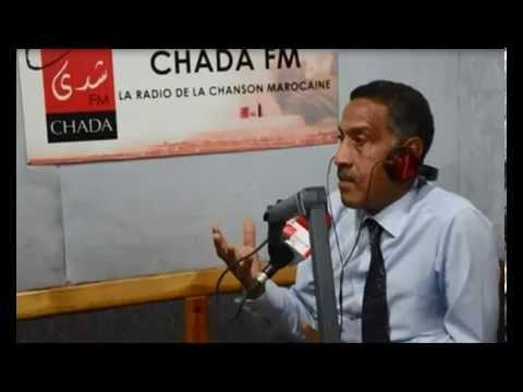 الميلودي موخاريق في ضيافة راديو CHADA FM