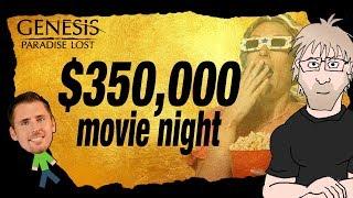 Night at the movies… $350K plus popcorn (Eric Hovind's Genesis: Paradise Lost)