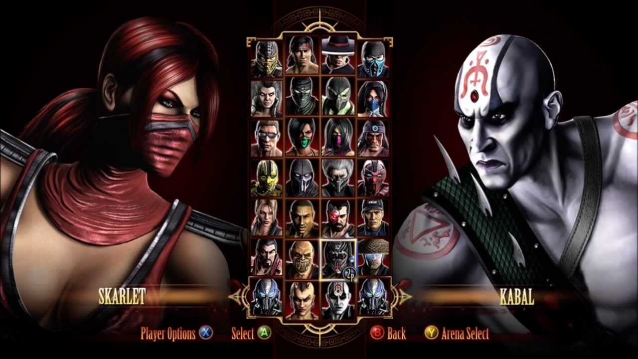 Download Game Mortal Kombat 9 for PC