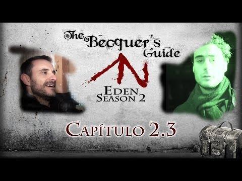 The Becquer's Guide: 2×03 '¿Quién es Jack Chameleon?' / 'Who is Jack Chamelon?'