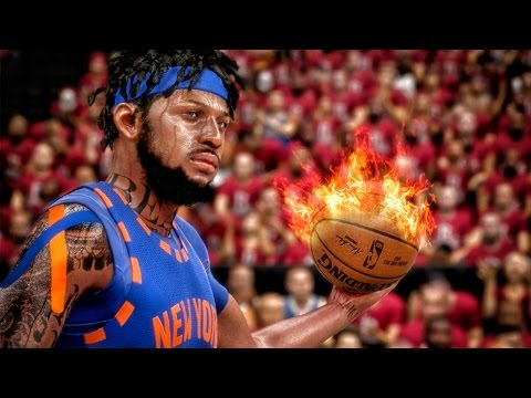QUADRUPLE DOUBLE IN NBA FINALS! NBA 2k16 My Career Gameplay Ep. 86