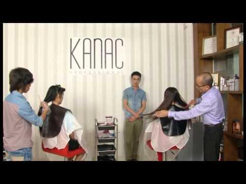 Hướng dẫn Kỹ thuật Duỗi với dòng sản phẩm Kanac Professional
