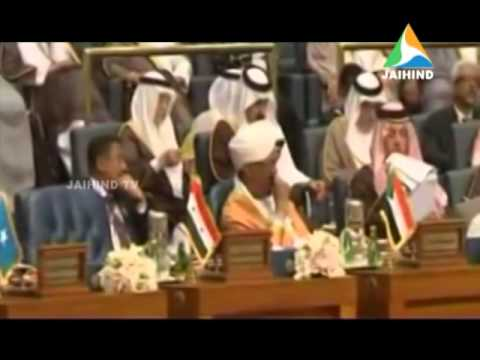 Final day arab League summit, Middle East Edition News, 26.03.14, Jaihind TV, Anoop Gopinath