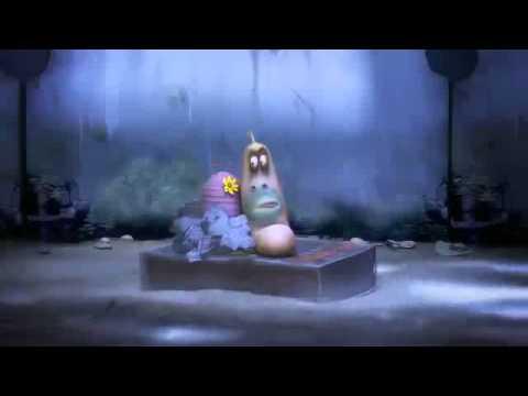 Hoạt hình Larva  Tình yêu sâu bướm