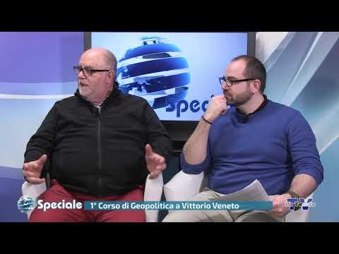 Speciale - 1° Corso di Geopolitica a Vittorio Veneto