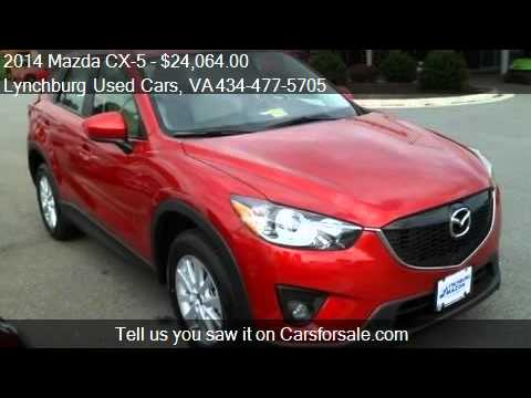 2013 Mazda Cx 5 Spotlight Skyactiv Technology