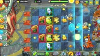 Plants Vs. Zombies 2™ V2.1.1 APK + DATOS (monedas,llaves