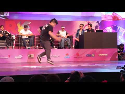 TWIZTER v BORIS / TOP16 / R16 2014 Final Bboy 1 on 1 / Allthatbreak.com