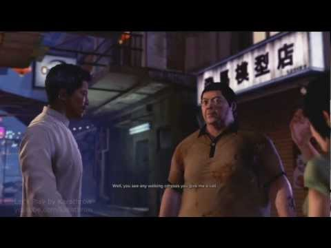 Sleeping Dogs - Nightmare in North Point DLC pt.1