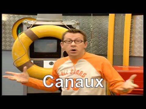 Où trouve-t-on des canaux en Europe ? - C'est pas sorcier