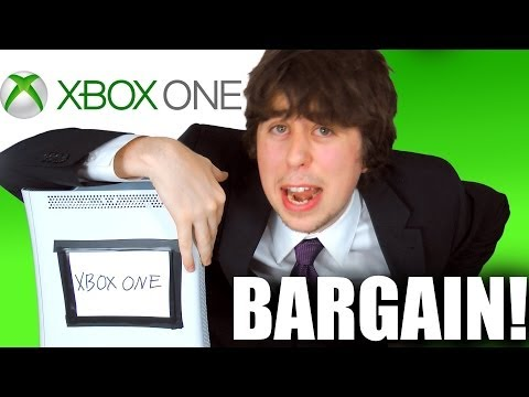 GET A CHEAP XBOX ONE!!! - Parody