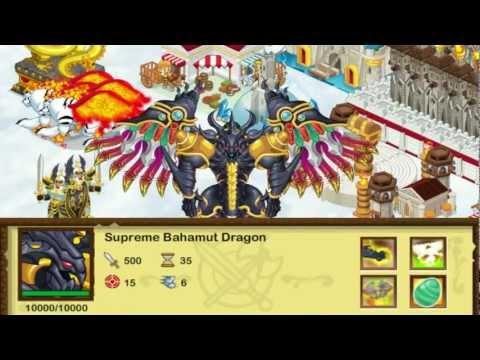 Social Empires Dragons