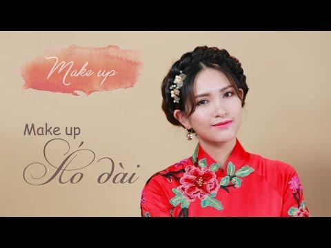 Wedding Bride Makeup 2017 | Trang điểm cô dâu mặc áo dài mùa cưới 2017 | Mai Phan Makeup