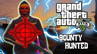 BOUNTY HUNTED IN GTA 5 ONLINE! (GTA V Funny Moments)