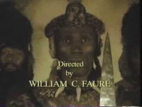 Shaka Zulu opening credits and theme song - 1986