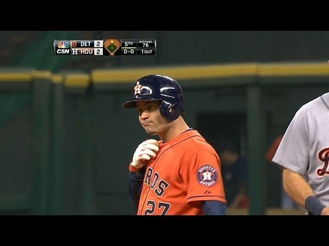 DET@HOU: Altuve's huge game