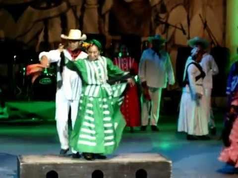 La iguana baile de tarima de Tixtla, Guerrero