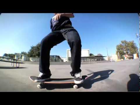 LRG & Thrasher   Carlos Ribeiro Part 1