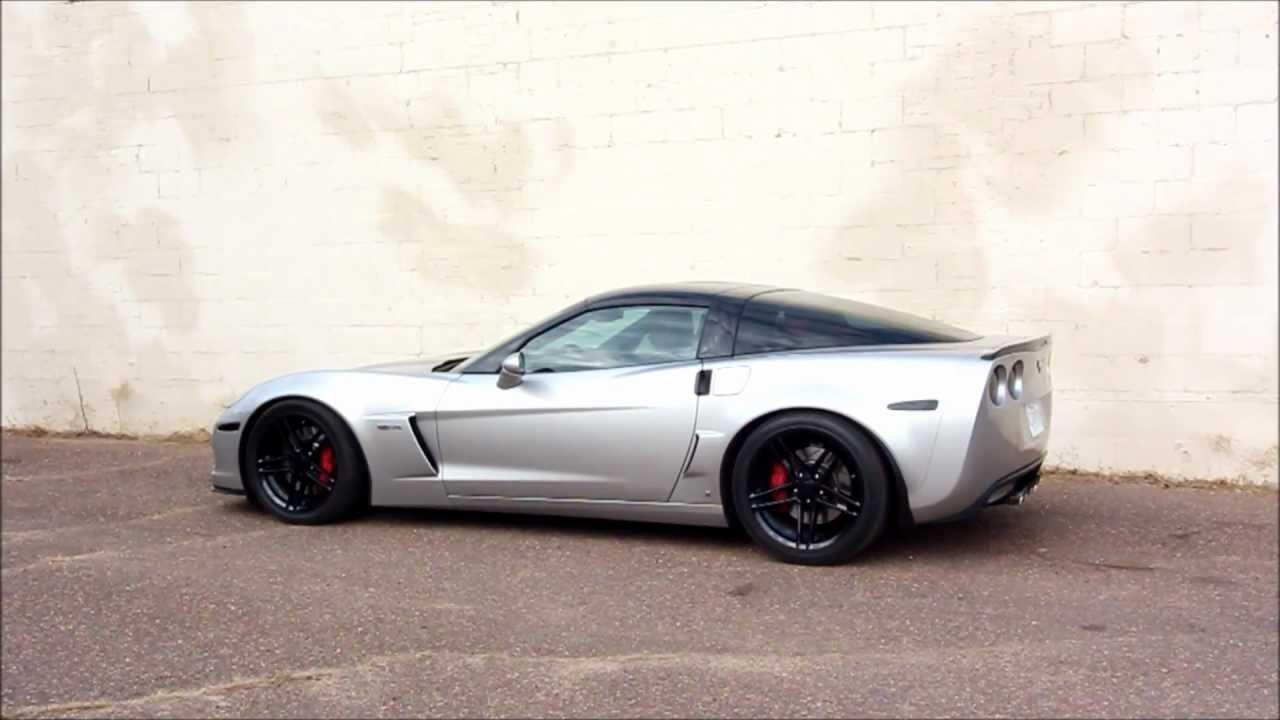 West Coast Corvette >> 2006 Corvette Z06 650 HP w/Cam & Exhaust Idle & Rev Video ...