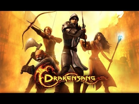 Drakensang - Explicando um Pouco do Game