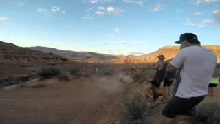 Bikers Rio Pardo | Vídeos | Red Bull Rampage 2014 - Kelly McGarry cai e destrói rodas